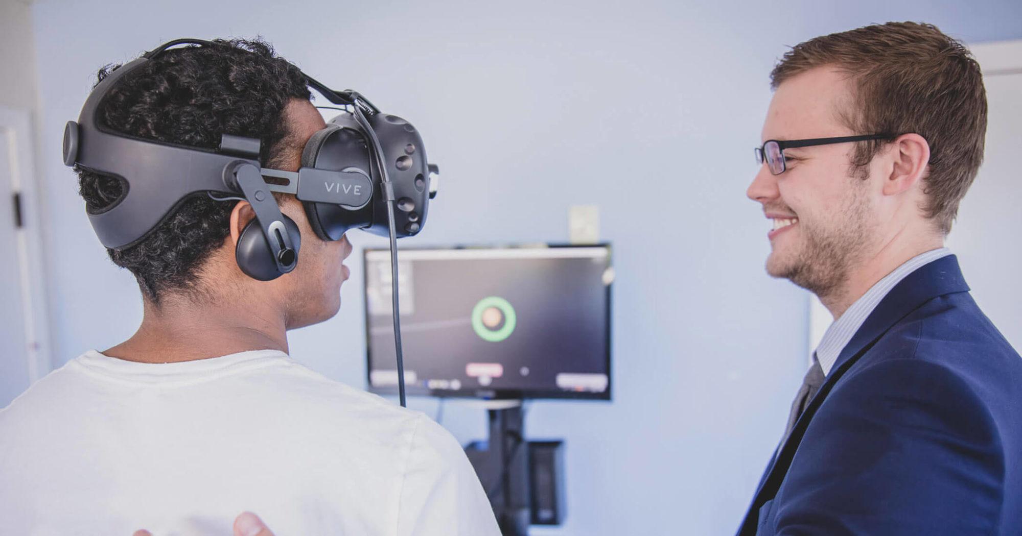 VR for Cerebellum